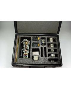 CUTLER-HAMMER - D5RELAYDEMO1 - Relay & Terminal Block Demo Case.