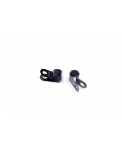 """MICRO PLASTICS - 22CC37DO312B - Cable clamp. 5/16"""". Package of 40."""