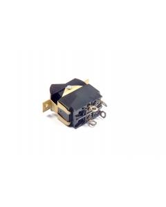 Carlingswitch - TLGK6A-4C-B-L-A - Switch, rocker. DPST 6A 125V.