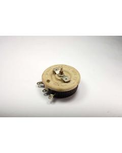 OHMITE - 0525 - Rheostat. 1 Ohm 12.3Amp 150 Watt.