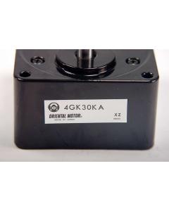 Oriental Motors - 4GK30KA - Motor, gear head.