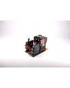 WARD LEONARD - 5019-3901-14 - Starter, Magnetic, Size 00, 110VAC Coil
