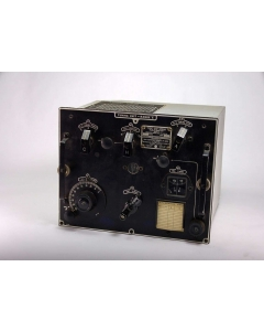 WESTINGHOUSE - CAY-47153A - Tuning unit. Navy aircraft antenna tuner.
