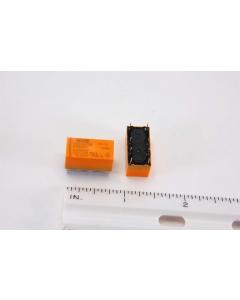 NAIS/Aromat - DS2E-S-DC5V - Relay, power. DPDT 2A 5VDC.