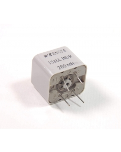 Western Electric - 1586 L INDR - Inductor, telephone. 260mH.