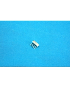 AMP INC - 640453-6 - Connector, header. M 6 pin.