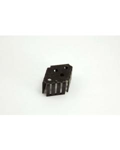Thermalloy/Aavid - 6015B - Hardware, heatsink. TO-3.