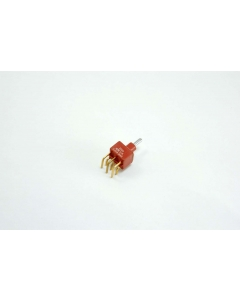C & K Components - E205MD1ABE - Switch, toggle. DPDT.