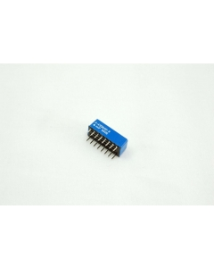 AMP INC - 3-435640-9 - Switch, rocker. SPST 0.06A 5VDC.