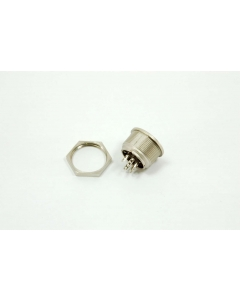 Amphenol-Tuchel - T3363-009 - Connector, circular. Female 5 Pin Din.