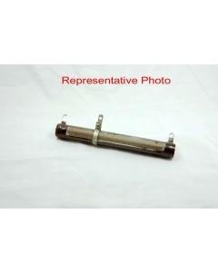 - Resistor, ceramic. 100 Ohm 100W Adj.