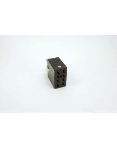 CINCH JONES - S-2408H-CCT - Connector, cinch. F 8 Pos, cable.