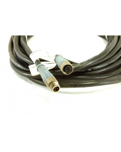 DANIEL WOODHEAD CO - 885S30D04M60 - Power cable, cordset. 3 Amp. 22-5C, 19.6'.