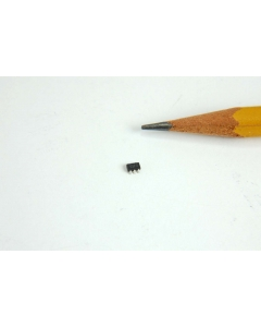 Microchip - PIC10F202-I/OT - IC, microcontroller. 8 Bit Flash.