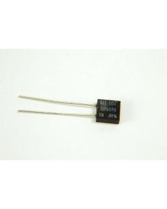 Reidon Inc - SP5086-5K-0.01 - Resistor, precision. Shunt calibration resistor.