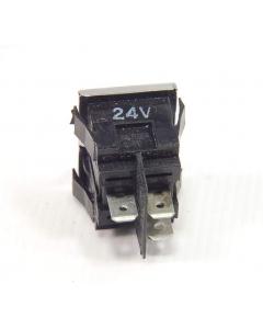 SWANN - 3-087 - Switch, illuminated rocker. Contacts: SPDT.