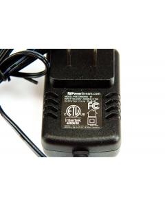 Intertek/Power Stream - PSEZ050050U - Power Supply, AC Adapter. 5VDC 0.5Amp.