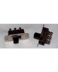 STACKPOLE - S-5022CD00-0 - Reversing slide switch. DPDT