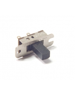 STACKPOLE - 3-099 - Switch, Slide. DPST.  125VAC/6A, 250VAC/3A, 125VDC/1A, Package of 2.
