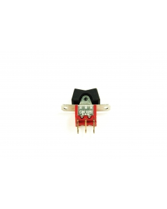 C & K Components - 7211J1CQE2,  U211 - Switch, Rocker. Contacts: DPDT.