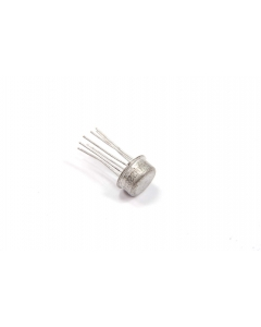 National Semiconductor Corp - LM555H - IC, timer.