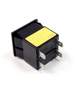 AIRPAX - R21-61F-3.00A-B07CV - Circuit breaker. 2P 3Amp 250VAC.