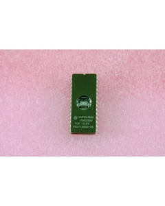 HITACHI - HN27128AG-25 - IC, memory. EPROM 16384-word x 8-Bit.