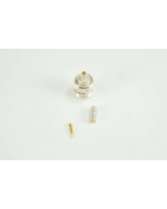 Amp Inc - 2-331350-2 - Connector, coaxial, BNC. Male.