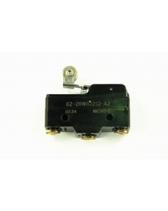 Honeywell/Microswitch - BZ-2RW82212-A2 - Switch, micro roller. SPDT.