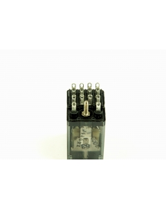 Potter & Brumfield - KHAU-17D11-12 - Relay, DC. 4PDT-BM 3Amp 12VDC.