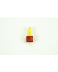 C & K Components - E121 - Switch, p/b. SPDT 1Amp 120V.