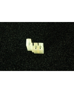 Waldom/Molex - 06-02-3031 - Connector, housing. 3 Position. Package of 5.