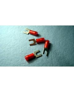 T & B - LUG #135 - Spade/fork terminal. Package of 50.