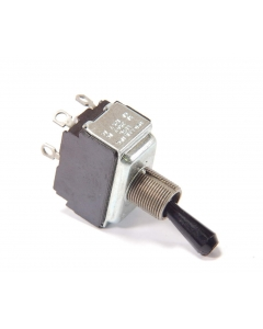 Cutler-Hammer / Eaton - 3-139 - Switch, toggle. Contacts: DPST.