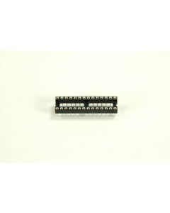 "MILL-MAX - 110-43-328-41-001000 - Connector, IC socket. 28 Dip, 0.3""."