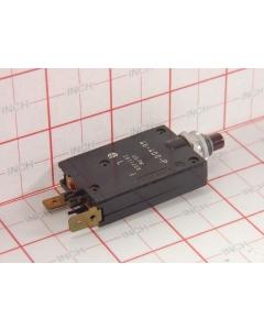 E-T-A - 46-400-P-12 - Circuit breaker. P/B 12Amp 250VAC.