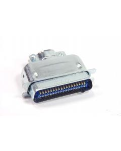 AMPHENOL - 57-30361 - Connector, rectangular. 36 male micro ribbon.