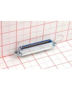 AMPHENOL - 57-40500 - Connector, rectangular. 50 F panel.