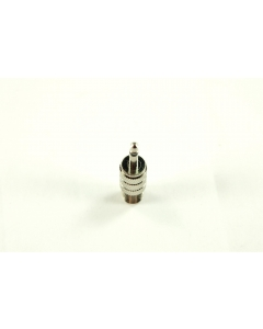 Calrad - 75-539 - Connector, Video. F-81 jack to male 3.5mm plug