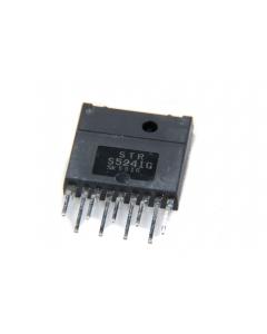 Sanken - STRS5241G - Voltage regulator. 500VCEX 1Amp 3.2W. New.