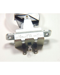 STACKPOLE - 3-169 - Switch, rocker. SPDT 2 Position. Package of 5.
