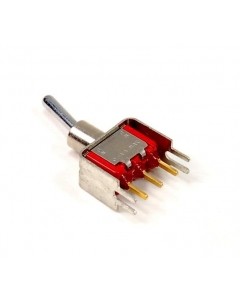 C & K Components - 7101SY9V3BE - Switch, toggle. SPDT 5Amp 120VAC.