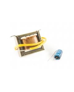 Calrad - 95-876A - Audio equipment. CB alternator and auto stereo noise eliminator kit.
