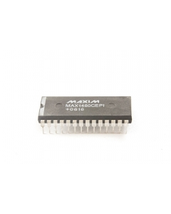 Maxim - MAX1480CEPI - IC. Complete, electrically isolated RS-485/RS-422 data interface. Used.