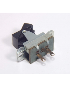 STACKPOLE - 3-198 - Switch, rocker. Contacts: SPDT MOM. Package of 5.