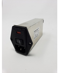 TE Connectivity / Corcom - PE0S0DLXC - EMI Filter Power Switch - 10A  - P Series Entry module