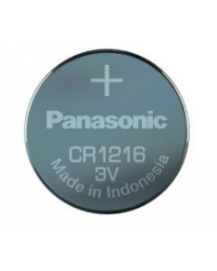 PANASONIC - CR1616 Battery, Lithium. 3V. Button Coin Cell