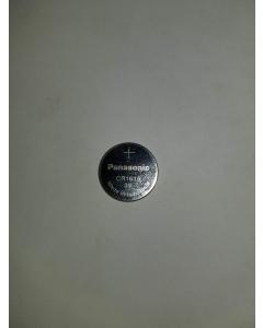 PANASONIC - CR1616 Battery, Lithium. 3V. Button Coin Cell