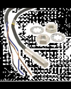OMRON - E2E-X1B2 2M - Inductive Proximity Sensor, E2E Series, Shielded Inductive NO NPN 1mm 10V to 30V 3-Pin