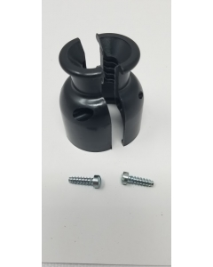 WRI - Cooper - Amphenol - 86-3-858 - Plug Style Cap Hood / Cover 86 Series Connectors, Thermoplastic Body